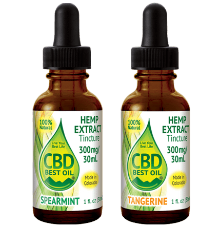 Flavored 300  - Flavored Tinctures