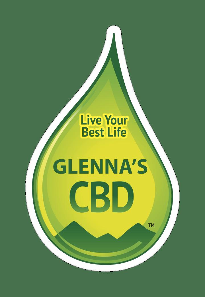 Glennas CBD Logo - Lee Brush