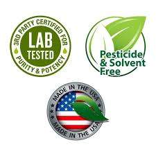 Lab Tested Pesticide Free and USA - Welcome