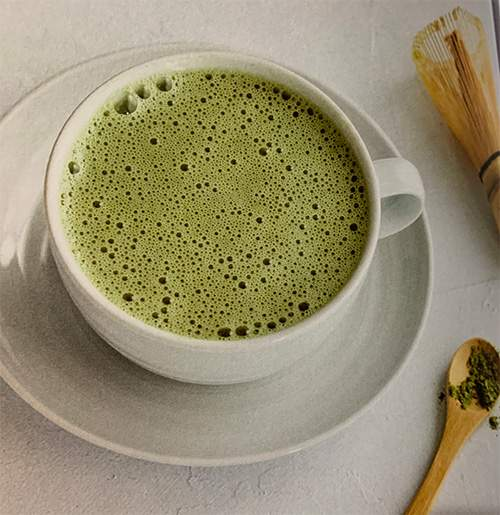 Matcha Latte image - CBD Oil Recipes